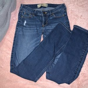 ❗️Hollister Low rise Straight Jeans❗️
